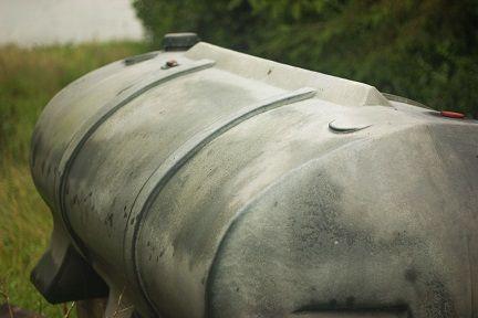 Heizöl im Tank