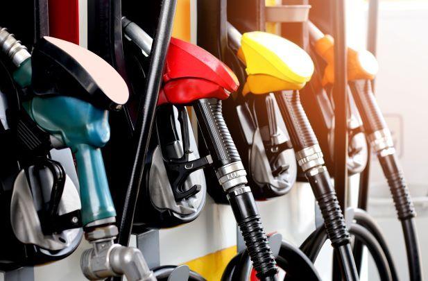 Zapfsäule für alternative Kraftstoffe